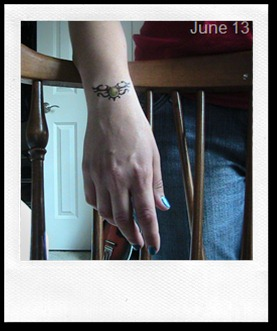 365 Tattoos D161