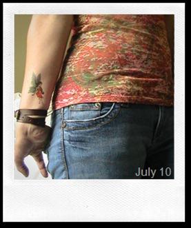 365 Tattoos D186
