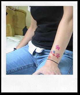 365 Tattoos D210