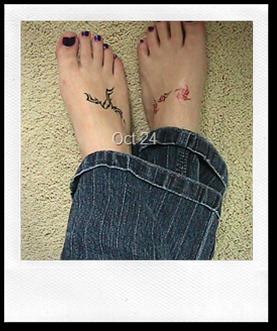 365 Tattoos D289-290
