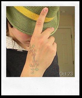 365 Tattoos D292
