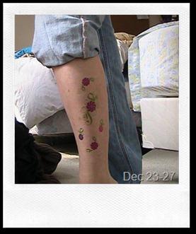 365 Tattoos D355-359